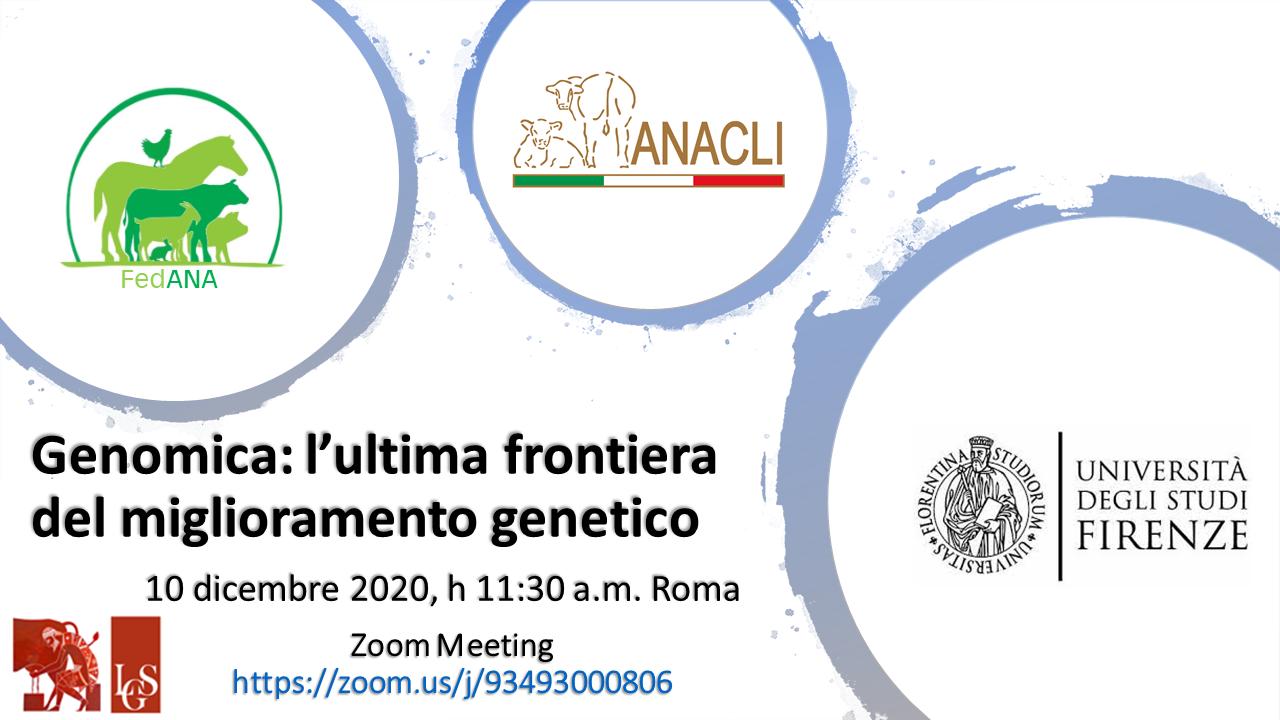Grande successo del meeting ANACLI sulla Genomica